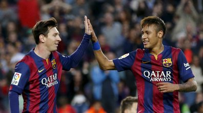 Neymar au PSG : Busquets et Mascherano espèrent qu'il va rester au Barça