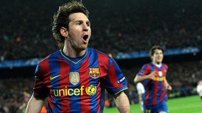 Le Barça et Messi sponsorisés par le Qatar !