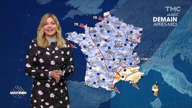 La météo du 11 novembre par Louane