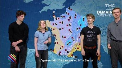 La météo du 12 janvier par Slotface