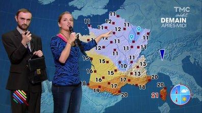La météo du 02 novembre
