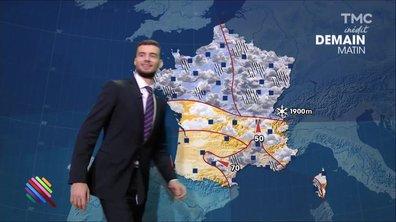 La météo du 30 janvier par Nedim Remili