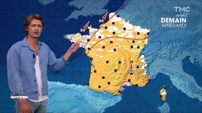 La météo d'Antoine Debarge