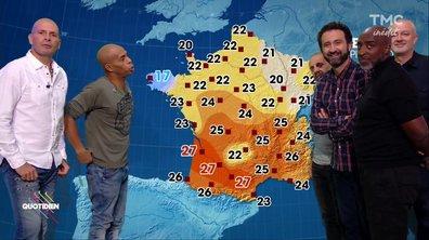 La météo d'IAM du 26 septembre