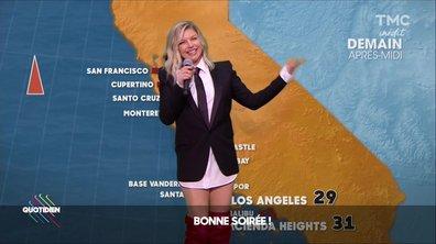 La météo de Fergie du 29 septembre