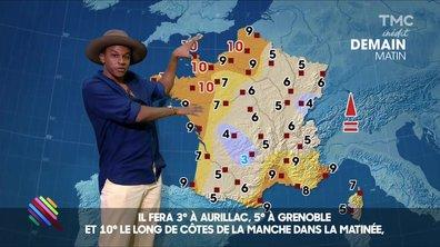 La météo du jour by Sinkane