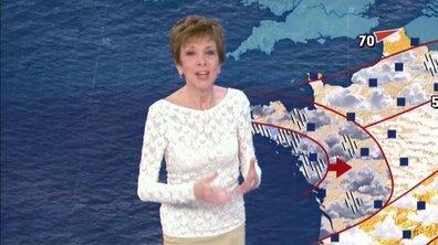 De Denis Brogniart à Nikos : TF1 rend hommage à Catherine Laborde après sa dernière météo