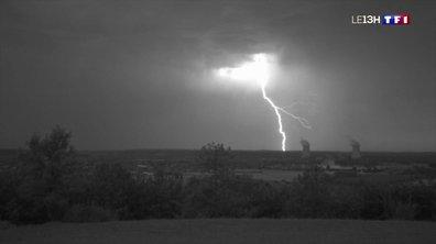 Météorage prévoit les foudres et les orages une heure avant l'impact