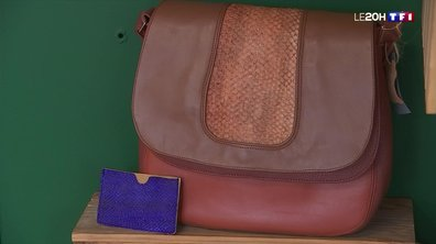 Métiers d'exception : ils réinventent le cuir