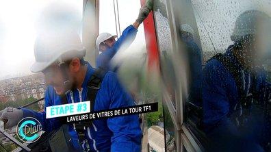 Kev Adams, stagiaire à TF1 :  ça tangue au sommet de la tour !