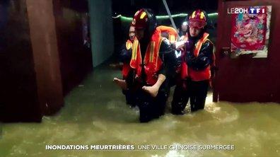 Métro englouti par les inondations, barrage menaçant de céder... des scènes apocalyptiques en Chine