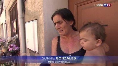 Meurtre de Priscillia : sa mère témoigne