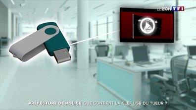 Meurtres à la préfecture de police de Paris : que contient la fameuse clé USB ?