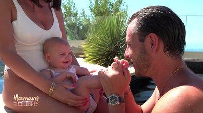 Mia apprend à nager dans le prochain épisode de Mamans & Célèbres