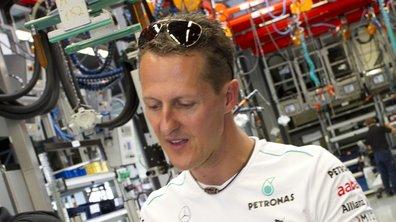 Les propos de Philippe Streiff démentis par l'entourage de Michael Schumacher