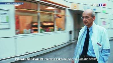 Michael Schumacher : soigné à Paris dans le plus grand secret