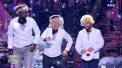 Michaël Youn fait revivre les Bratilsa Boys avec Omar Sy et Malik Bentalha