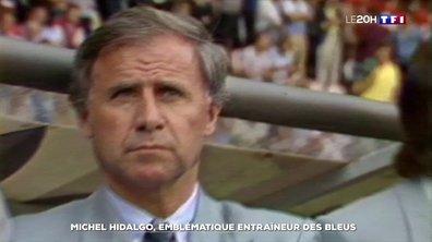 Michel Hidalgo, l'emblématique entraîneur des Bleus, décédé ce jeudi