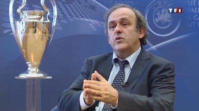 """FIFA : Platini dénonce un """"habillage pathétique"""""""