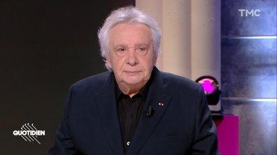 """Michel Sardou revient sur sa brouille avec Johnny Hallyday : """"J'ai dit une connerie"""""""