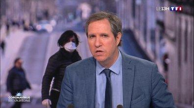 """Michel Scott : """"On peut observer trois grands stades de la pandémie au niveau mondial"""""""