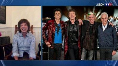 """Mick Jagger : """"C'est l'amour de la musique"""""""