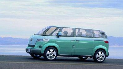 Le retour du Volkswagen Combi !