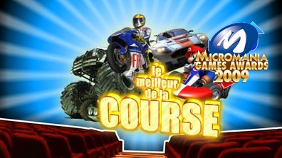 Micromania Games Awards : Votez pour votre jeu de course préféré !