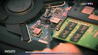 Microprocesseurs : l'or du 21ème siècle