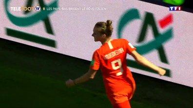 Coupe du monde : Les Pays-Bas brisent le rêve italien