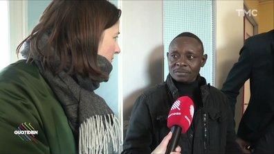 Migrants : Valentine Oberti en duplex à Calais