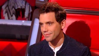 """Mika voit """"flou"""", mais qu'est-t-il arrivé au coach pendant les duels ?"""