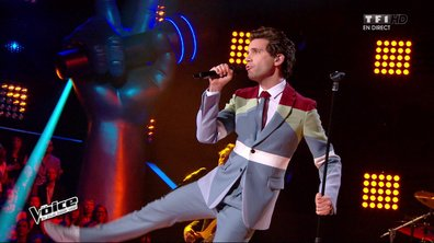 "EXCLUSIVITE MONDIALE : Mika chante en direct son nouveau single ""Talk about you"" pour la 1e fois sur la scène de The Voice !"