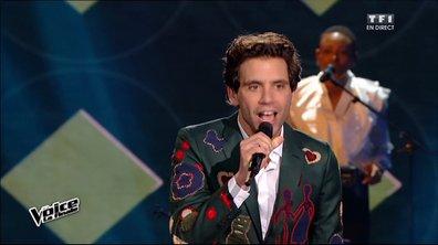 """EXCLUSIVITE : Mika présente """"Good Guys"""", son nouveau single, pour la première fois en direct lors de la finale de The Voice 4"""