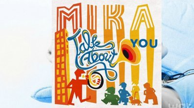 "The Voice 4 : Coach Mika présente son nouveau single ""Talk About You"""
