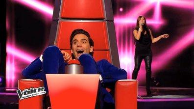 The Voice 3 - Mika, Jacynthe, Youness : les dernières auditions à l'aveugle en images