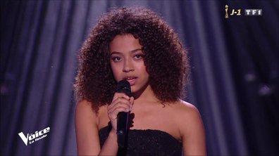 FINALE - Retour sur le parcours de Whitney, la finaliste de Mika