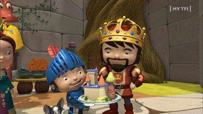 Mike le chevalier - S03 E04 - Mike le Chevalier et le banquet du Roi