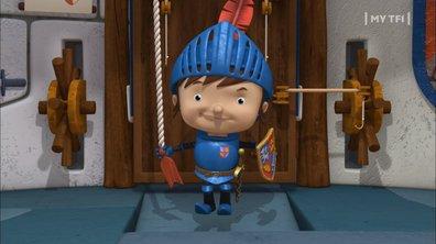 Mike le chevalier - S03 E01 - Mike le Chevalier et le défi du tir à la corde
