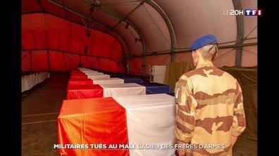 Militaires tués au Mali : l'hommage à Gao de leurs frères d'armes