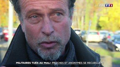 Militaires tués au Mali : la douleur des proches