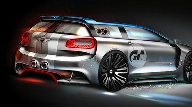 MINI Clubman Vision Gran Turismo 2015 : les premières images