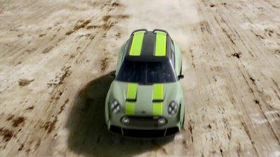 MINI Clubman Vision GT 2015 : présentation officielle