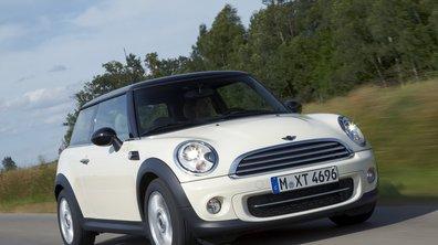 La Mini Cooper S passe au diesel pour le salon de Genève