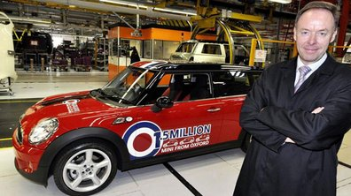Mini fête ses 1,5 million de véhicules produits