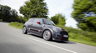 "Essai duel ""No Limit"": MINI GP vs Citroën DS3 Racing"