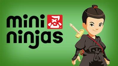 Pour que Demain n'existe pas Partie 1 : La Chute des Ninjas - Mini Ninjas