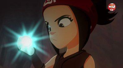 Le Bassin des Origines Partie 2 : Au Coeur du Volcan - Mini Ninjas