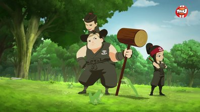 La colère du Kami - Mini Ninjas