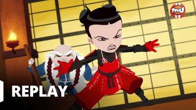 Mini Ninjas - S02 E2 - Complètement marteau